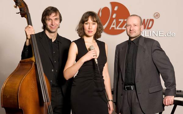 Jazz Sängerin