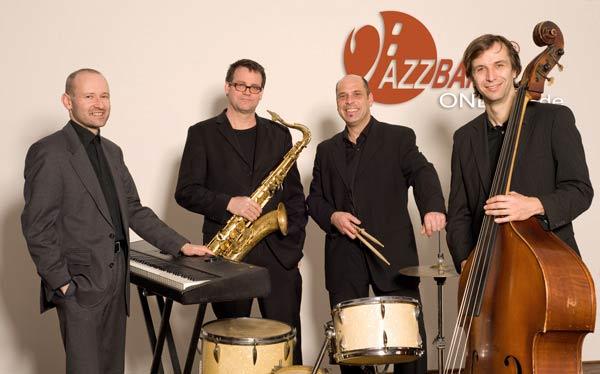 Quartett Jazzband Live