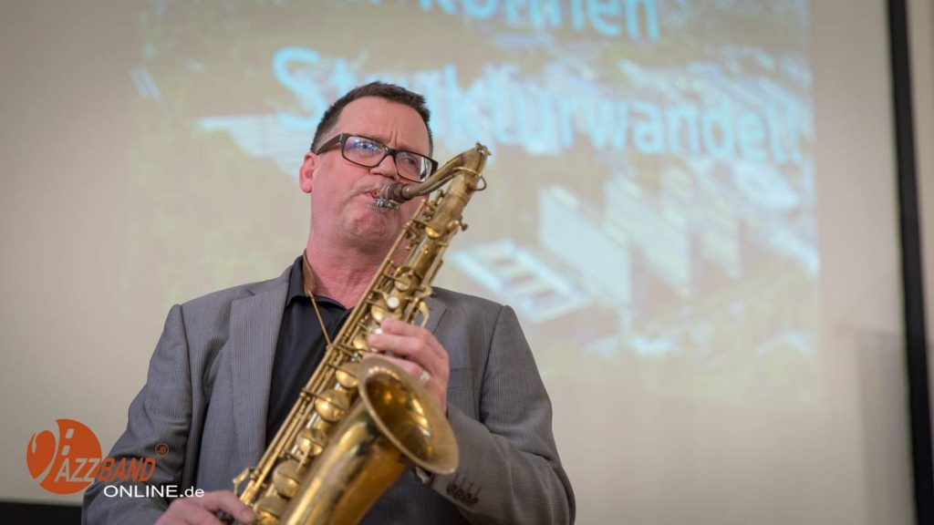 Jazzband im Rathaus Bochum